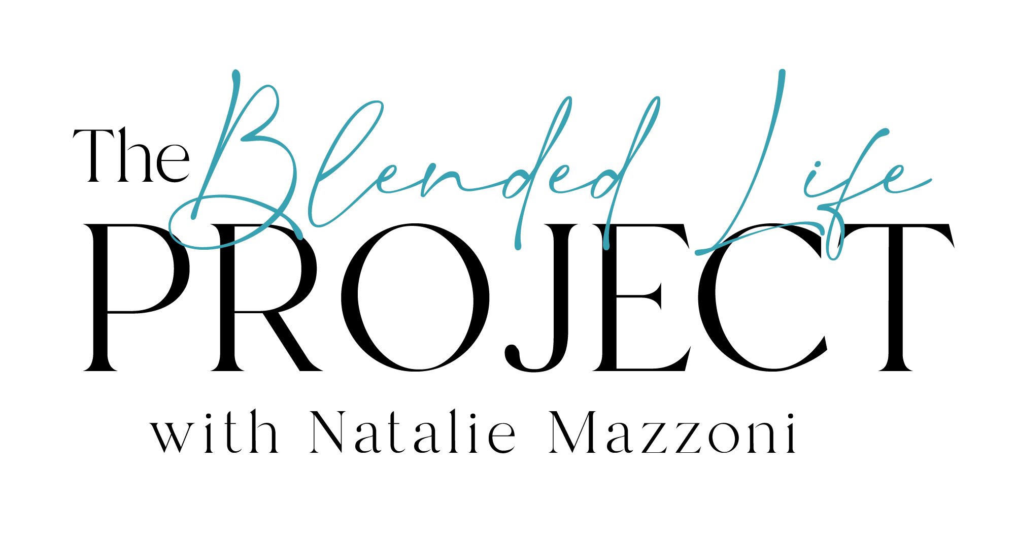 Natalie Mazzoni - The Blended Life Project